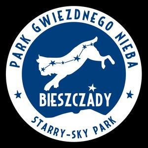 """Projekt logo PGN """"Bieszczady"""": P. Ďuriš / S. Strzyżewski © 2013"""